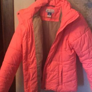 Women's coat.  M. Columbia